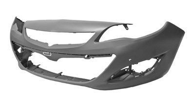 Opel Astra J 2009- HatchbackFront Bumper Primed With Pdc