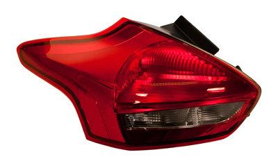 Ford Focus Iii 2012-2018 Hatchback Rear Light Led Left Hand