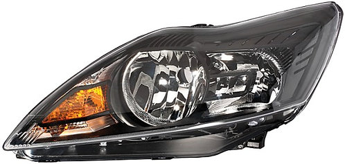 Ford Focus Ii 2004-2012 Estate Headlight Black Right Hand