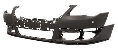 Vw Passat 2005-2010 SaloonFront Bumper Primed With Parking Sensor Holes