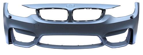 Bmw 4 Series F32 2013- CoupeFrt Bmpr Prmd W/h/l Wash W/cut Mks For Apa/pdc M4