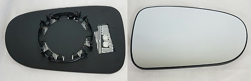 Vw Sharan 1995-2010 MpvDoor Mirror Glass Heated Convex Right Hand