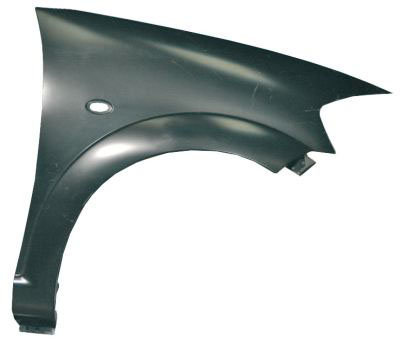 Citroen C3 I 2002-2009 Hatchback Front Wing With Hole Right Hand