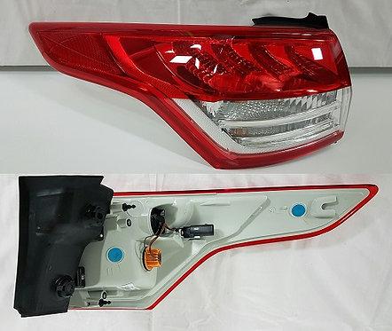 Ford Kuga Ii 2012- Mpv Rear Light Led Left Hand