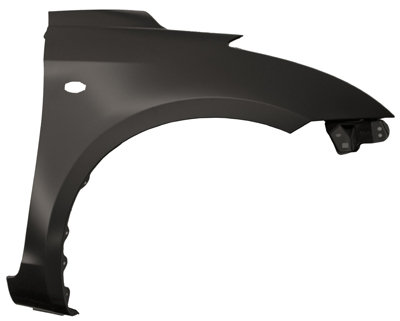 Suzuki Swift Iii 2010-2017 Hatchback Front Wing Right Hand With Side Lamp Hole