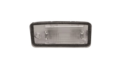 Audi A5 2009-2016 Convertible Rear Number Plate Lamp Left Hand With Bulb