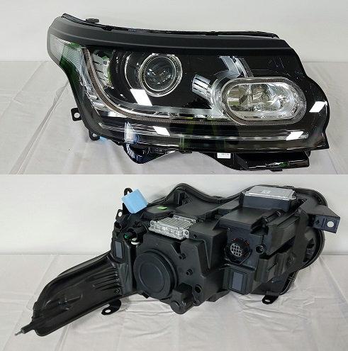 Land Rover Range Rover Iv 2012- Mpv Headlight Xenon Bend Lighting Led Right Hand