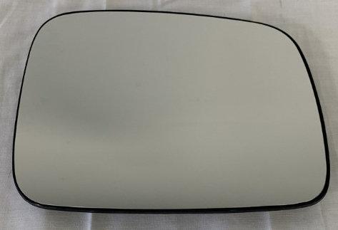 Vw Transporter T4 Mk Iv 1990-2003 BoxDoor Mirror Glass Convex Left Hand