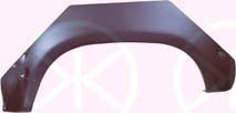 Toyota Hilux Vi 1999-2006 Pickup Rear With Arch Right Hand