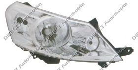 Fiat Scudo 2007- Mpv Headlight Left Hand Oem/oes