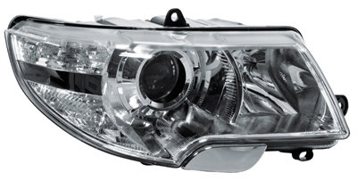 Skoda Superb Ii 2009-2015 EstateHeadlight Right Hand