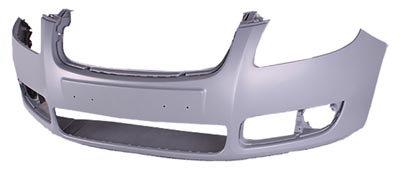 Skoda Fabia Ii 2006-2014 HatchbackFront Bumper Primed