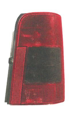 Citroen Berlingo 1996-2011 Mpv Rear Light Single Door Left Hand