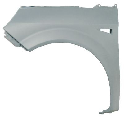 Renault Scenic Ii 2003-2009 Mpv Front Wing With Hole Left Hand