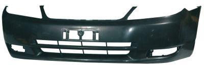 Toyota Corolla 2001-2007 EstateFront Bumper Black 4 Door