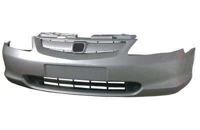 Honda Civic Vii 1999-2006 HatchbackFront Bumper 3/5 Door Not Aerodeck