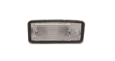 Audi A5 2009-2016 Convertible Rear Number Plate Lamp Right Hand With Bulb