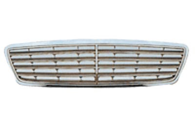 Mercedes-benz C-class 2000-2007 Saloon Grille Elegance Not Coupe