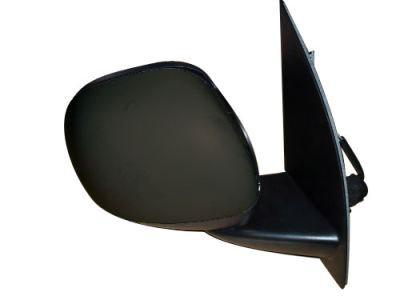 Fiat Panda 2003-2012 HatchbackDoor Mirror Cable Black Left Hand