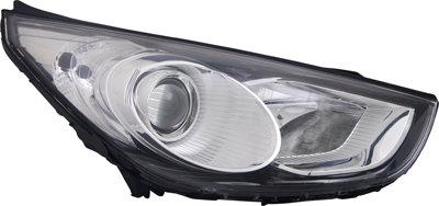 Hyundai Ix35 2009- MpvHeadlight Right Hand W/o Motor