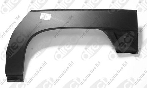 Vauxhall Nova 1983-1993 Hatch Rear Wheel Arch 3 Door Hatchback Left Hand