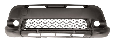 Fiat 500l 2012- HatchbackFront Bumper Lower Black Textured