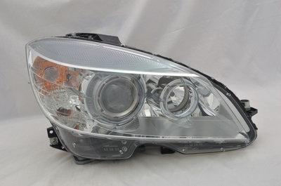 Mercedes-benz C-class 2007-2014 EstateHeadlight Xenon Right Hand