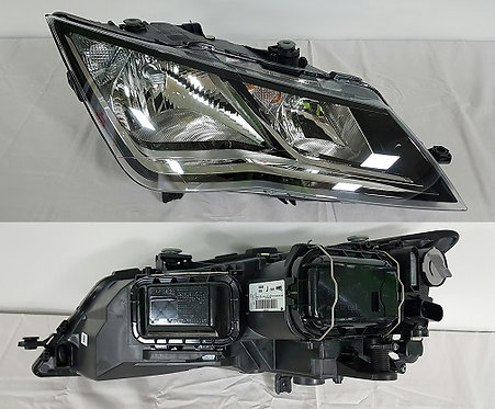 Seat Leon 2012- Hatchback Headlight Right Hand