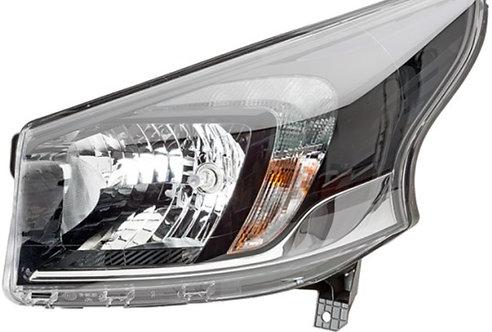 Vauxhall Vivaro 2014- Combi Headlight With Led Drl Oem/oes Left Hand