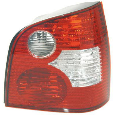 Vw Polo 1995-2006 Classic Rear Light Right Hand
