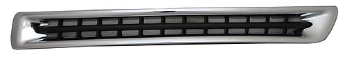 Volvo Xc90 I 2002-2014 Estate Front Bumper Grille W/chrome Trim Left Hand