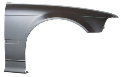Bmw 3 Series E36 1994-2000 Compact Front Wing No Hole Right Hand 4 Door