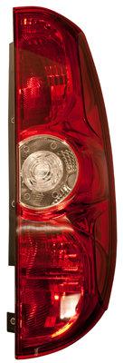 Fiat Doblo 2010- Box Body Rear Light Single Door Right Hand