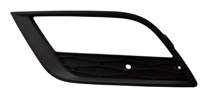 Seat Ibiza V 2008-2017 Sportcoupe Front Bumper Grille With Hole Left Hand