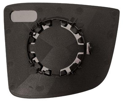 Fiat Doblo 2010- Box BodyDoor Mirror Glass Convex Left Hand