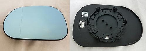 Mercedes-benz M-class 1998-2005 MpvDoor Mirror Glass Heated Blue Left Hand