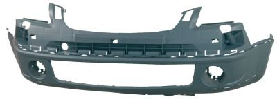 Citroen C2 2003- HatchbackFront Bumper Lower Primed Vts / Vtr