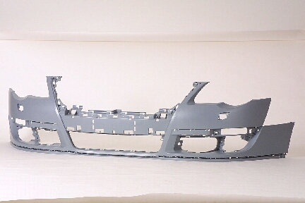 Vw Passat 2005-2010 SaloonFront Bumper Primed With Washer Holes