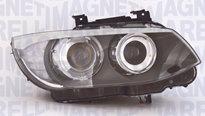 Bmw 3 Series E93 2007-2013 Convertible Headlight Xenon Left Hand