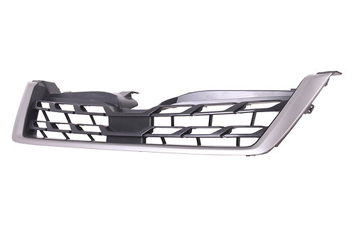 Subaru Forester 2013- Mpv Front Grille Black/chrome