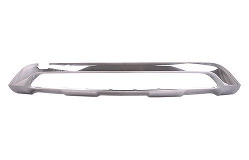 Mercedes-benz Gle 2015- Coupe Front Bumper Centre Moulding Chrome