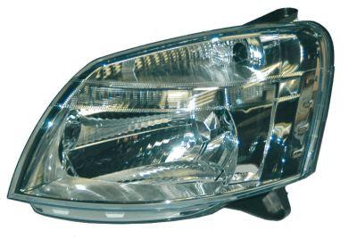 Citroen Berlingo 1996-2011 MpvHeadlight Left Hand W/built In Motor