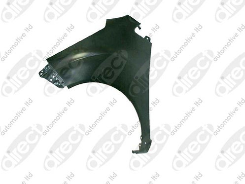 Chevrolet Spark 2009-2015 Hatchback Front Wing Right Hand Without Hole