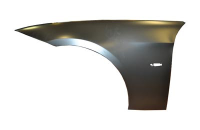Bmw 3 Series E91 2004-2012 Touring Front Wing With Hole Left Hand