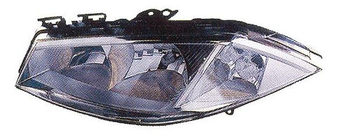 Renault Megane Ii 2002-2011 Hatchback Headlight Left Hand Oem/oes