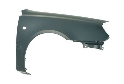 Hyundai Accent Ii 1999-2005 Hatchback Front Wing With Hole Right Hand