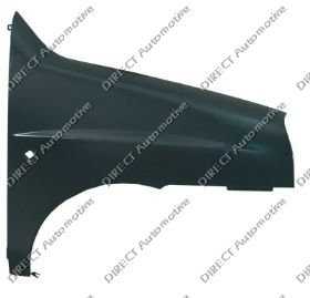 Fiat Doblo 2001- Mpv Front Wing With Hole Right Hand G-line