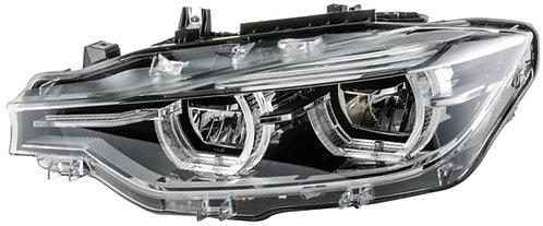 Bmw 3 Series F31 2012-2019 Touring Headlight Left Hand Full Led Oem/oes