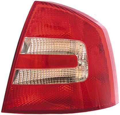 Skoda Octavia 2004-2013 Hatchback Rear Light Right Hand 5 Door Oem/oes