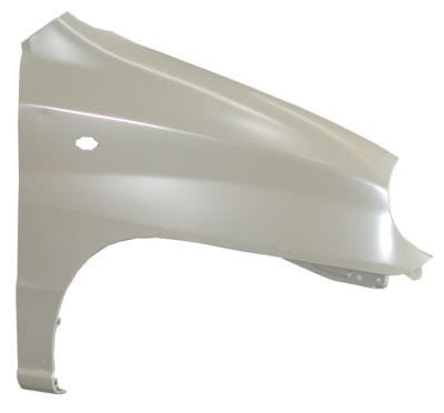 Hyundai Amica 1999- Hatchback Front Wing With Hole Right Hand